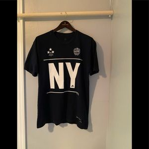 Adidas NY State Of Mind T Shirt